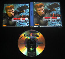 FIGHTING FORCE 2 Dreamcast Dc Versione Inglese PAL »»»»» COMPLETO