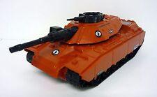 GI JOE COBRA CAT II Vintage Action Figure Vehicle Tank COMPLETE & WORKS 2003