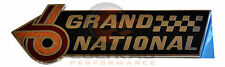 1982-1987 Buick Grand National Genuine GM Fender Trunk Lid Emblem 25516222