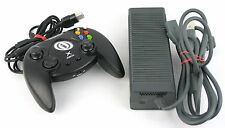 Microsoft XBOX 360 AC Adapter Power Supply Brick DPSN-186EB A & Xbox PowerPod