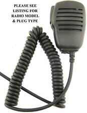 KENWOOD SPEAKER MIC WITH EARPIECE SOCKET PROTALK TK3201 TK3301 x 1