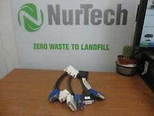 Lot of 25 DELL 4E889 DVI-D (M) TO DUAL DVI-D (F) VIDEO SPLITTER CABLE