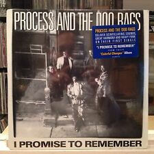"SEALED 12""~PROCESS And The DOO RAGS~I Promise To Remember~Instrumental~Dub Mix~"