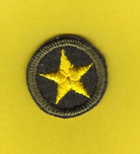 Pa Pennsylvania Game Commission NEW Obsolete 5 Year Service Star Uniform Patch