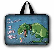 """15"""" Cute Laptop Carry Case Sleeve Bag Pouch Fit 15.6"""" Acer Aspire,Asus,Sony PC"""