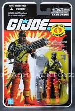 2017 GI Joe Iron Grenadier Darklon Club Exclusive Subscription FSS 5.0 MOC