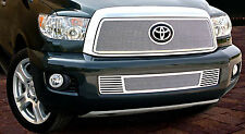 2PC STAINLESS STEEL FINE MESH GRILLE GRILL E&G FITS 2008-2015 TOYOTA SEQUOIA