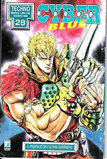 CYBER BLUE n°  3 - Ed. Star Comics - manga 1€
