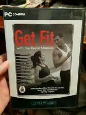 Get Fit With The Royal Marines - PC CD ROM - FREE POST