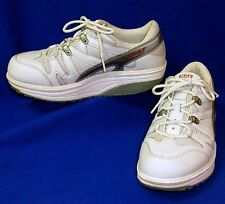 GREAT MBT SPORT 04 MENS/6 UK-5 WHITE WOMENS-8 WALKING SNEAKER SHOES