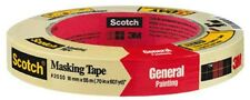 """3M Scotch .70"""" x 60 YD, Painters Masking Tape For General Painting, 2050-18A"""