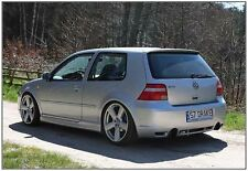 VW GOLF MK4 IV R32 REAR BUMPER !!!!