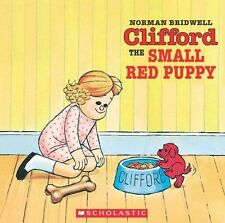Clifford the Small Red Puppy (Clifford the big red dog), Bridwell, Norman