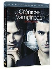 THE VAMPIRE DIARIES Season 7   **Dvd R2**  Pal UK