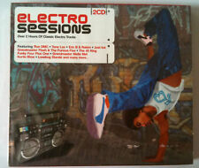 ELECTRO SESSION - PLUS DE 2 HEURES - RUN DMC/TONE LOC/JUST ICE/... 2CD NEUF