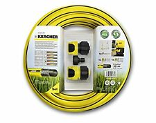 Karcher watering equipment hose connection set for pressure washer-black, yellow
