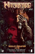 Witchblade #167  Top Cow/Image Comics First Printing New