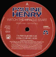 PAULINE HENRY - Watch The Miracle Start - Sony