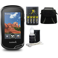 Garmin Oregon 750 Handheld GPS with Built-In Wi-Fi, Camera & Bluetooth Bundle