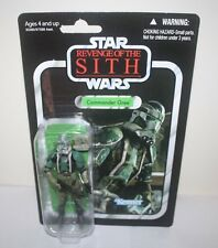 STAR WARS HASBRO THE VINTAGE COLLECTION COMMANDER GREE VC43 MOC