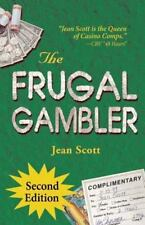 THE FRUGAL GAMBLER by Jean Scott, 2nd Ed, Autographed