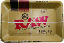 "RAW Brand Metal Rolling Mini Tray 7"" x 5"""