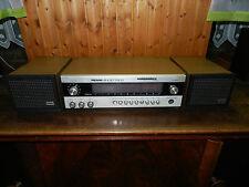 RFT Radio Rema Minuet RX 21 mit Boxen