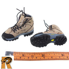 Marine Raiders - Sawtooth Boots (for Feet) - 1/6 Scale - Soldier Story Figures