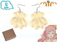 ONE PIECE ORECCHINI COSPLAY EARRINGS SHIRAHOSHI EAR RING ORECCHINO COSTUME #1