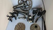 Campagnolo Record CT  Carbon  11 speed group set road bike 50/34