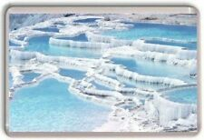 Pamukkale Turkey Fridge Magnet