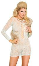 Plus Size Lingerie XL-2X-3X Sexy Crossdresser Clothes intimate Dress Lingere