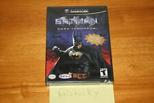 Batman: Dark Tomorrow (Gamecube) - NEW SEALED Y-FOLD, NEAR-MINT, RARE!