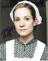 JOANNE FROGGATT SIGNED DOWNTON ABBEY PHOTO UACC REG 242