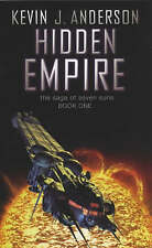 Hidden Empire by Kevin J. Anderson (Paperback, 2005)
