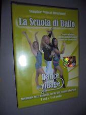 DVD + CD LA  SCUOLA DI BALLO DANCE VILLAGE MOVIMENTO SEXY BAILANDO BE MY GIRL