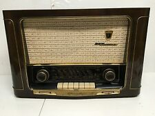 Grundig 3D Klang 2055 Tube Radio SUPER RARE!!!!! UNTESTED FOR PARTS OR REPAIR