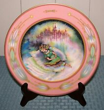 Villeroy Boch Heinrich Dreams of Katharina Castle of Her Dreams L.E. Plate EXC