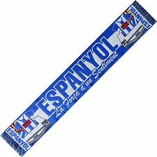 ECHARPE ESPANYOL BARCELONE Espagne scarf schal cachecol sjaal no maillot fanion
