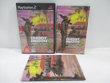 PlayStation2 -- Tom Clancy's GHOST RECON Jungle Storm - JAPAN GAME. PS2. 42195