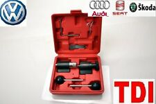 VW AUDI DIESEL ENGINE TIMING CRANK CAM LOCK TOOL 1.2 1.4 1.6 1.9 2.0 TDi PD set