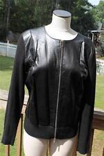 Anne Klein Jacket Women's Black Size 2X