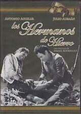 LOS HERMANOS DE HIERRO (1961) ANTONIO AGUILAR NEW DVD