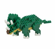 NANO BLOCKS TRICERATOPS MINI BRICKS PUZZLE NANOBLOCK GREAT GIFT
