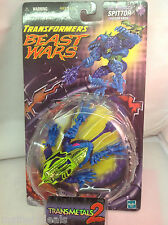 New Transformers Beast Wars Evil Predacon Spittor Poison Frog Transmetals 2 MOC