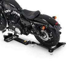 Rangierschiene für Harley Davidson CVO Road King ConStands M3 Rangierhilfe