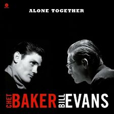 Chet Baker, Chet Baker & Bill Evans - Alone Together [New Vinyl] 180 Gram