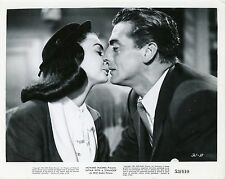 JEAN SIMMONS VICTOR MATURE AFFAIR WITH A STRANGER  1953 VINTAGE PHOTO N°7