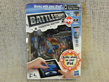BATTLESHIP Movie Edition Zapped BATTLE ALIENS ON YOUR iPAD + Free App 6535697760