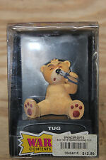 """Bad Taste Bears Tug """"WARNING CONTENTS MAY OFFEND"""" new in package"""